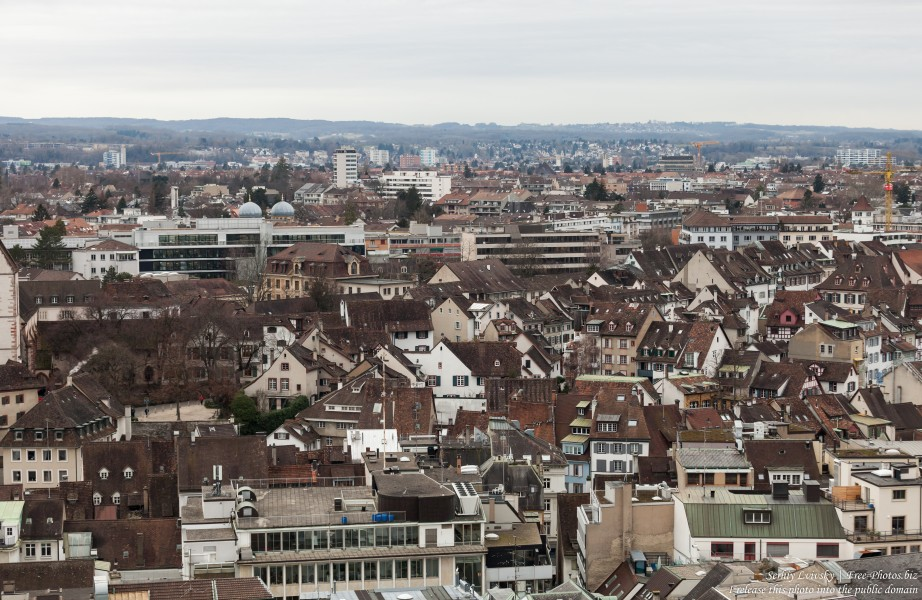 Basel, Switzerland photographed in December 2017 by Serhiy Lvivsky, picture 18