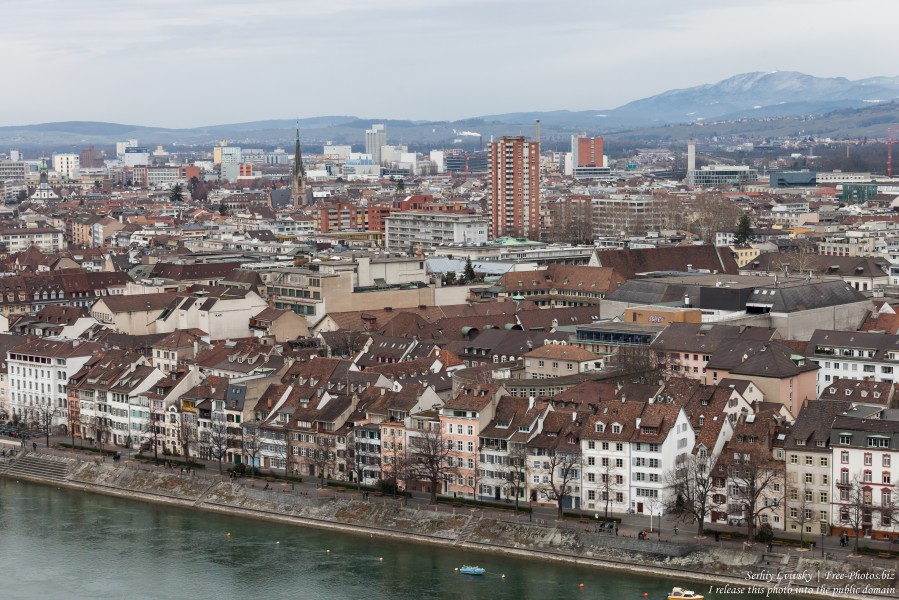 Basel, Switzerland photographed in December 2017 by Serhiy Lvivsky, picture 19