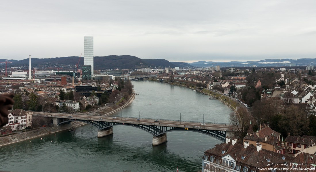 Basel, Switzerland photographed in December 2017 by Serhiy Lvivsky, picture 23