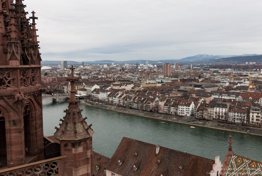 Basel, Switzerland photographed in December 2017 by Serhiy Lvivsky, picture 27