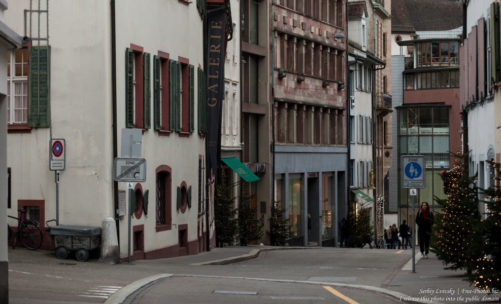 Basel, Switzerland photographed in December 2017 by Serhiy Lvivsky, picture 28