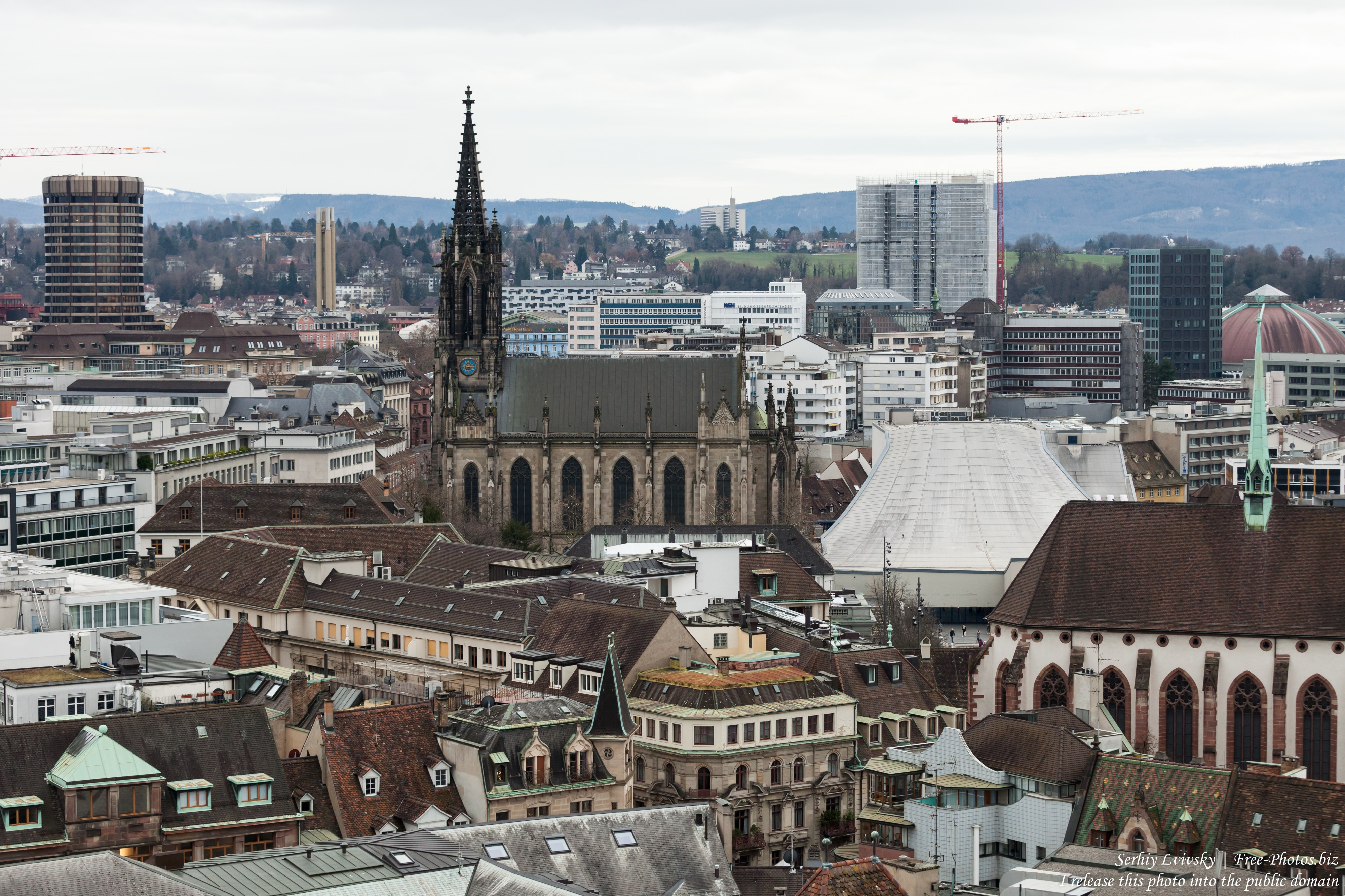Basel, Switzerland photographed in December 2017 by Serhiy Lvivsky, picture 16