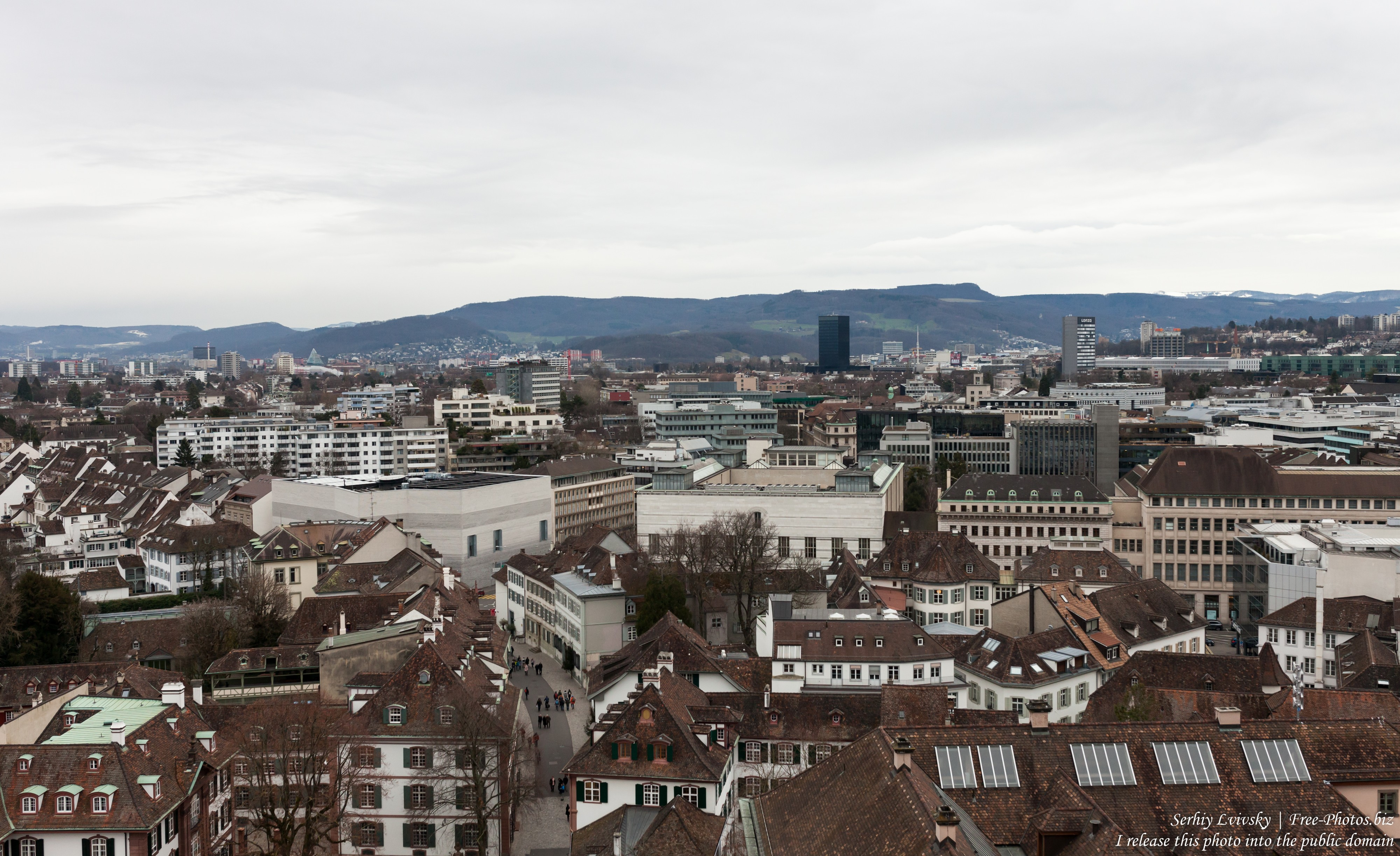 Basel, Switzerland photographed in December 2017 by Serhiy Lvivsky, picture 24
