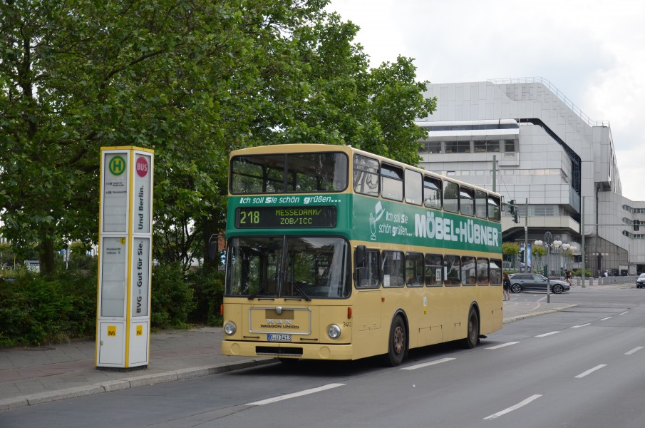 MAN SD 200 - Berlin S-Wannsee (BVG)