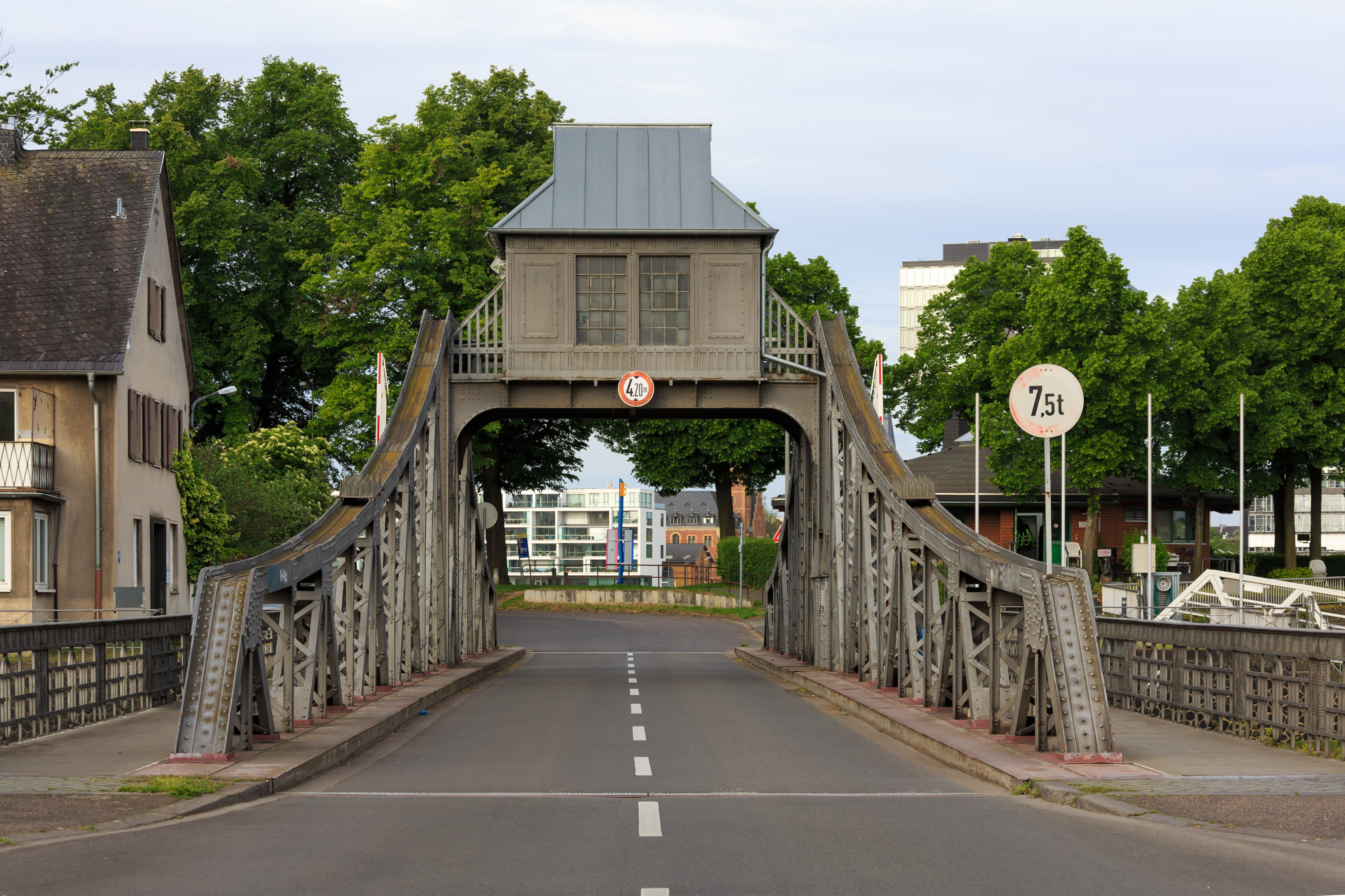 Cologne Germany Pivot-Bridge-01