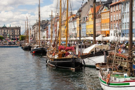 Nyhavn (New Haven), Copenhagen, Denmark, June 2014, picture 26