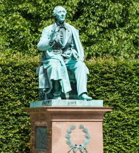 Hans Christian Andersen memorial, Copenhagen, Denmark, June 2014, picture 37