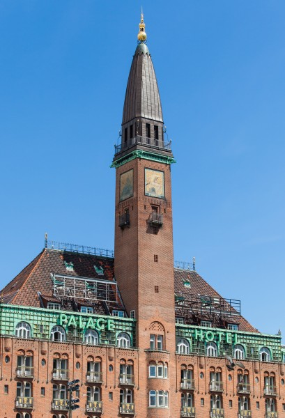 the Palace Hotel, Copenhagen, Denmark, June 2014, picture 17