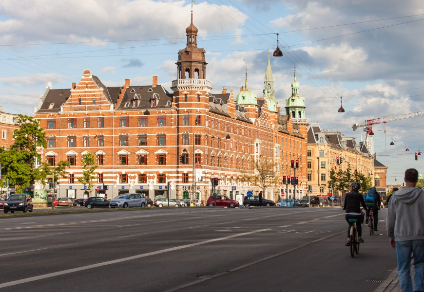 Copenhagen, Denmark, June 2014, picture 58