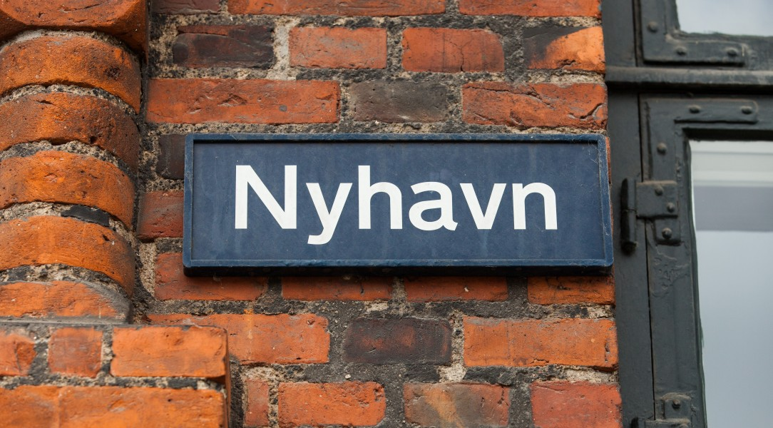 Nyhavn (New Haven), Copenhagen, Denmark, June 2014, picture 61