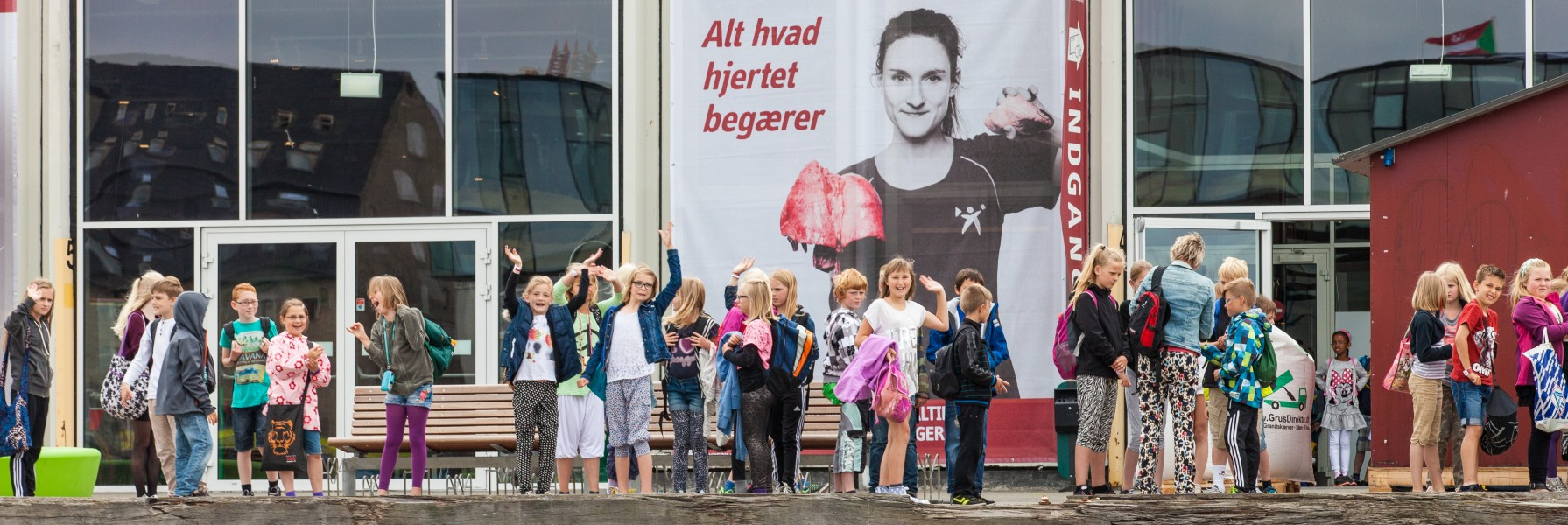 kids in Copenhagen, Denmark, June 2014, picture 75