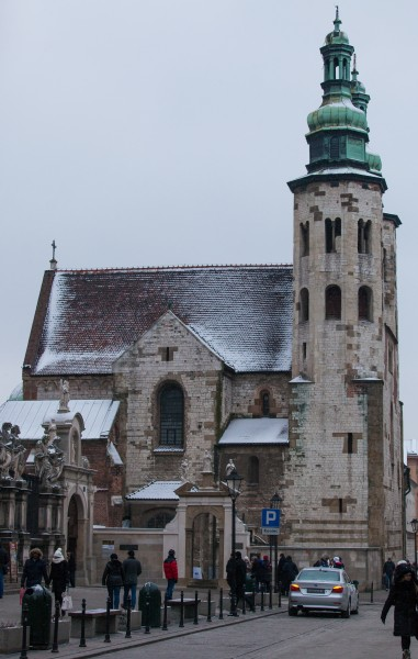Cracow (Kraków), Poland, photographed in December 2014, picture 14