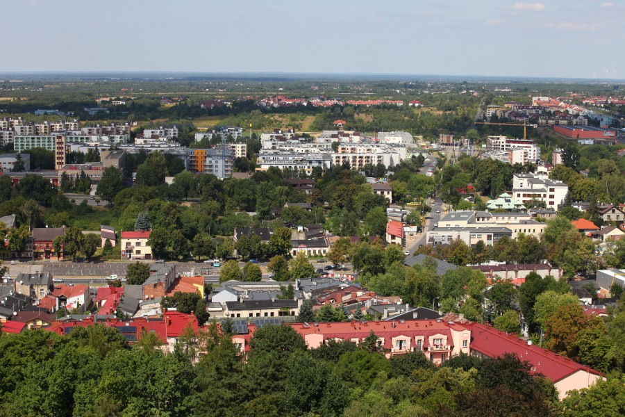 Czestochowa city in August 2013, Poland, EU, picture 4/21