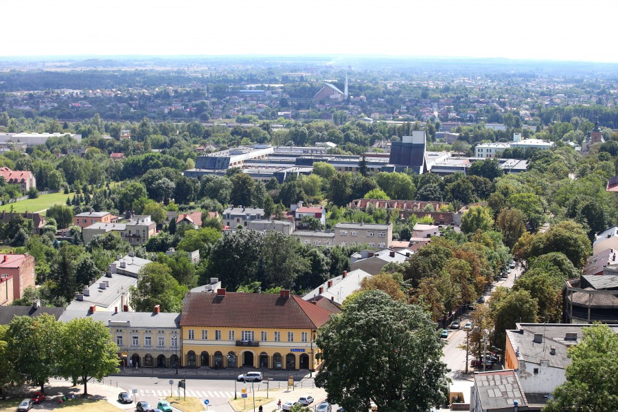 Czestochowa city in August 2013, Poland, EU, picture 12/21