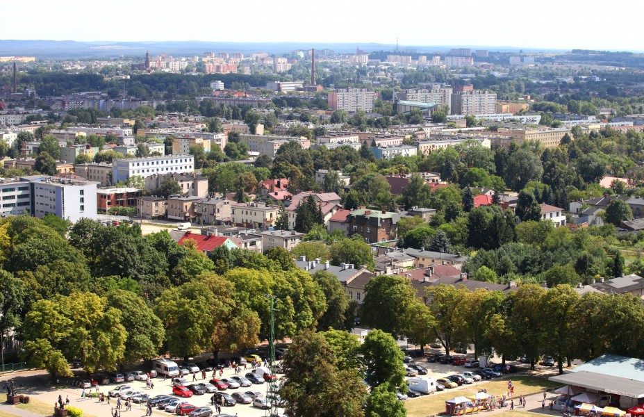 Czestochowa city in August 2013, Poland, EU, picture 13/21