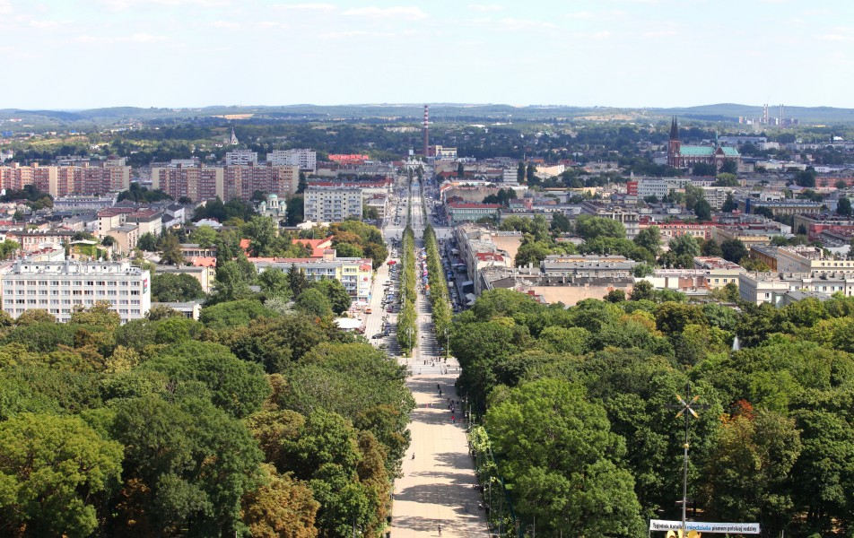 Czestochowa city in August 2013, Poland, EU, picture 14/21