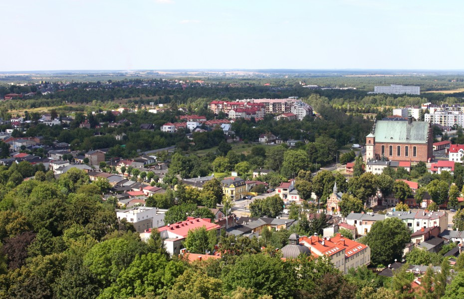 Czestochowa city in August 2013, Poland, EU, picture 15/21