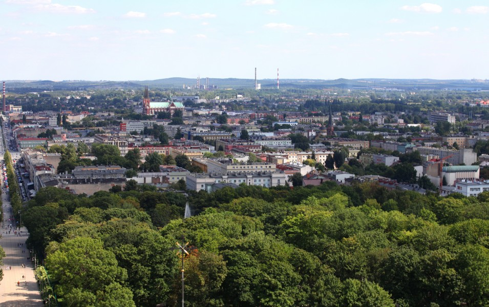 Czestochowa city in August 2013, Poland, EU, picture 16/21