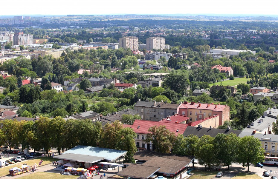 Czestochowa city, Poland, EU, August 2013, picture 21/21