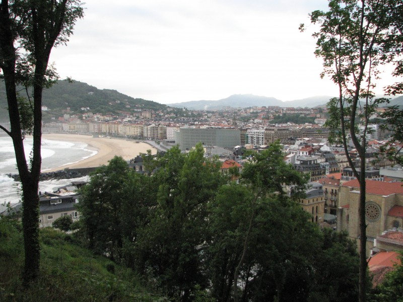 Donostia-San Sebastián, Basque Country, Atlantic Ocean