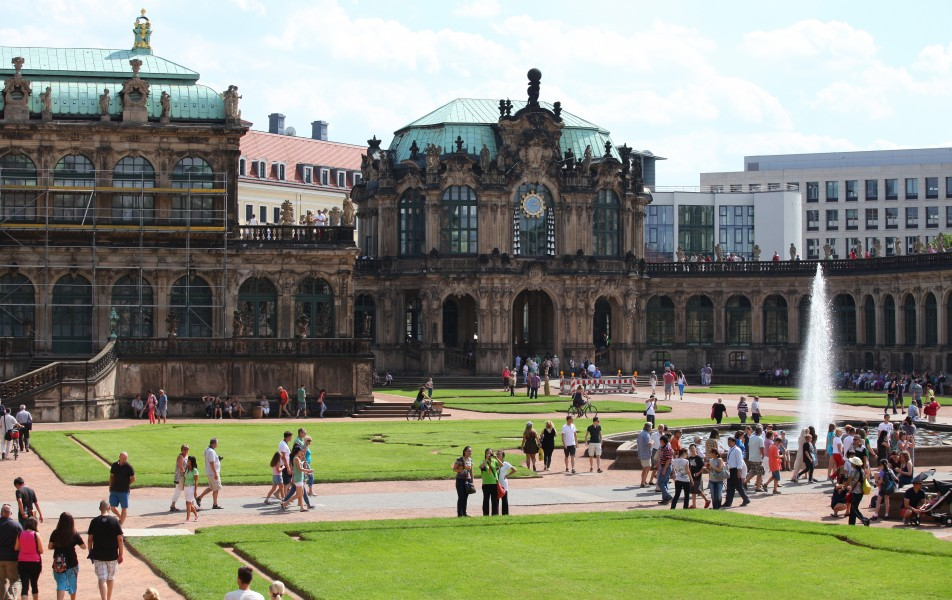 Dresden, Germany, Europe, August 2013, picture 29