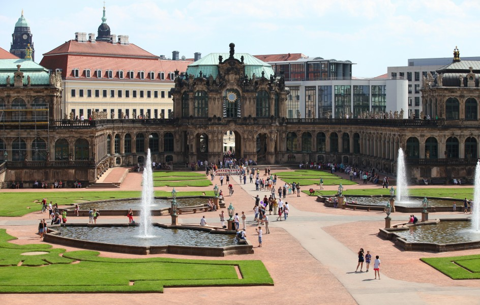 Dresden, Germany, Europe, August 2013, picture 30