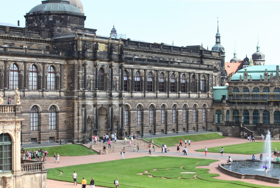 Dresden, Germany, Europe, August 2013, picture 31
