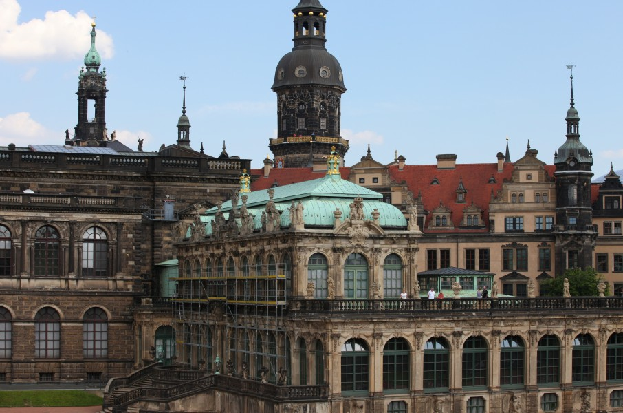 Dresden, Germany, Europe, August 2013, picture 33