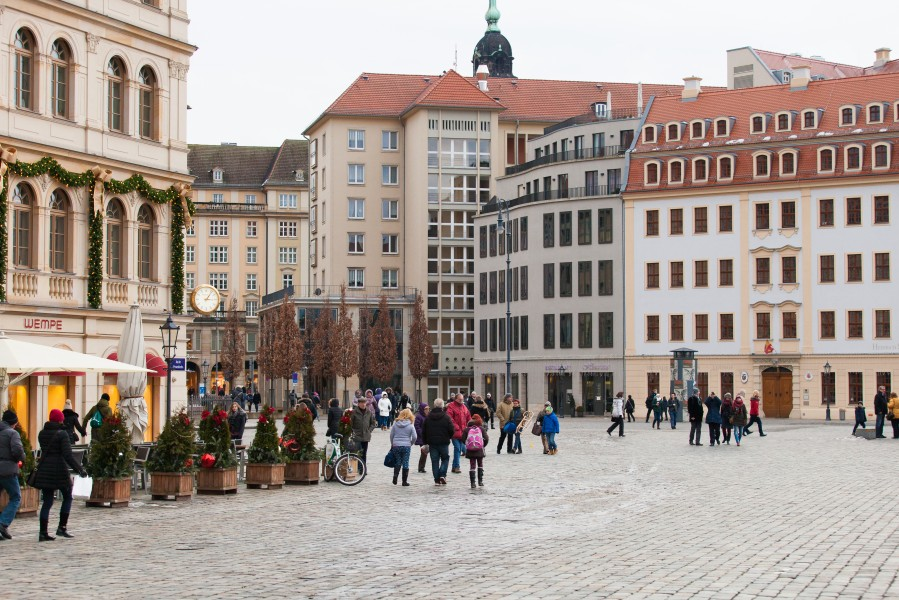 Dresden, Germany in January 2015, picture 7