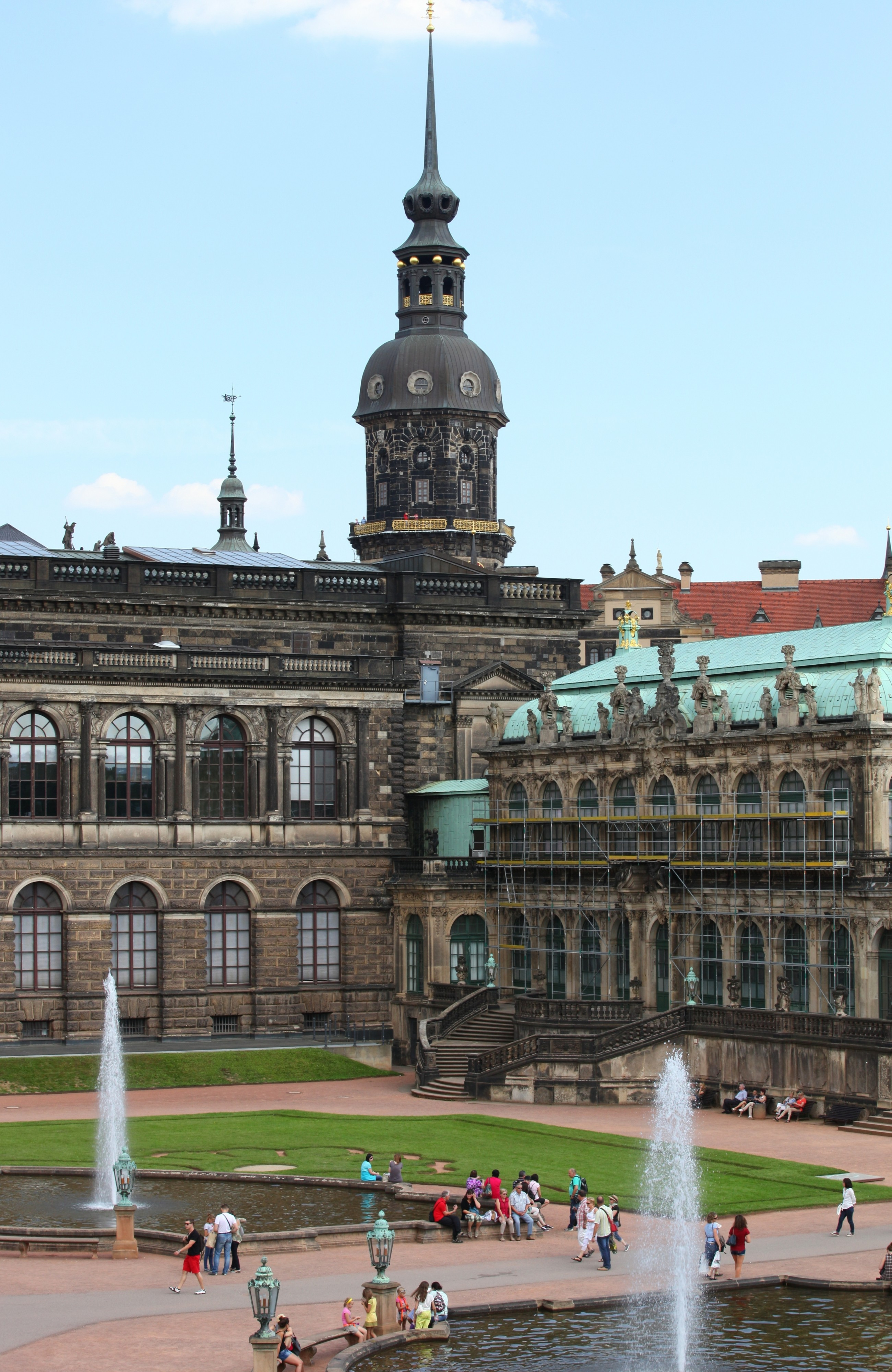 Dresden, Germany, Europe, August 2013, picture 32
