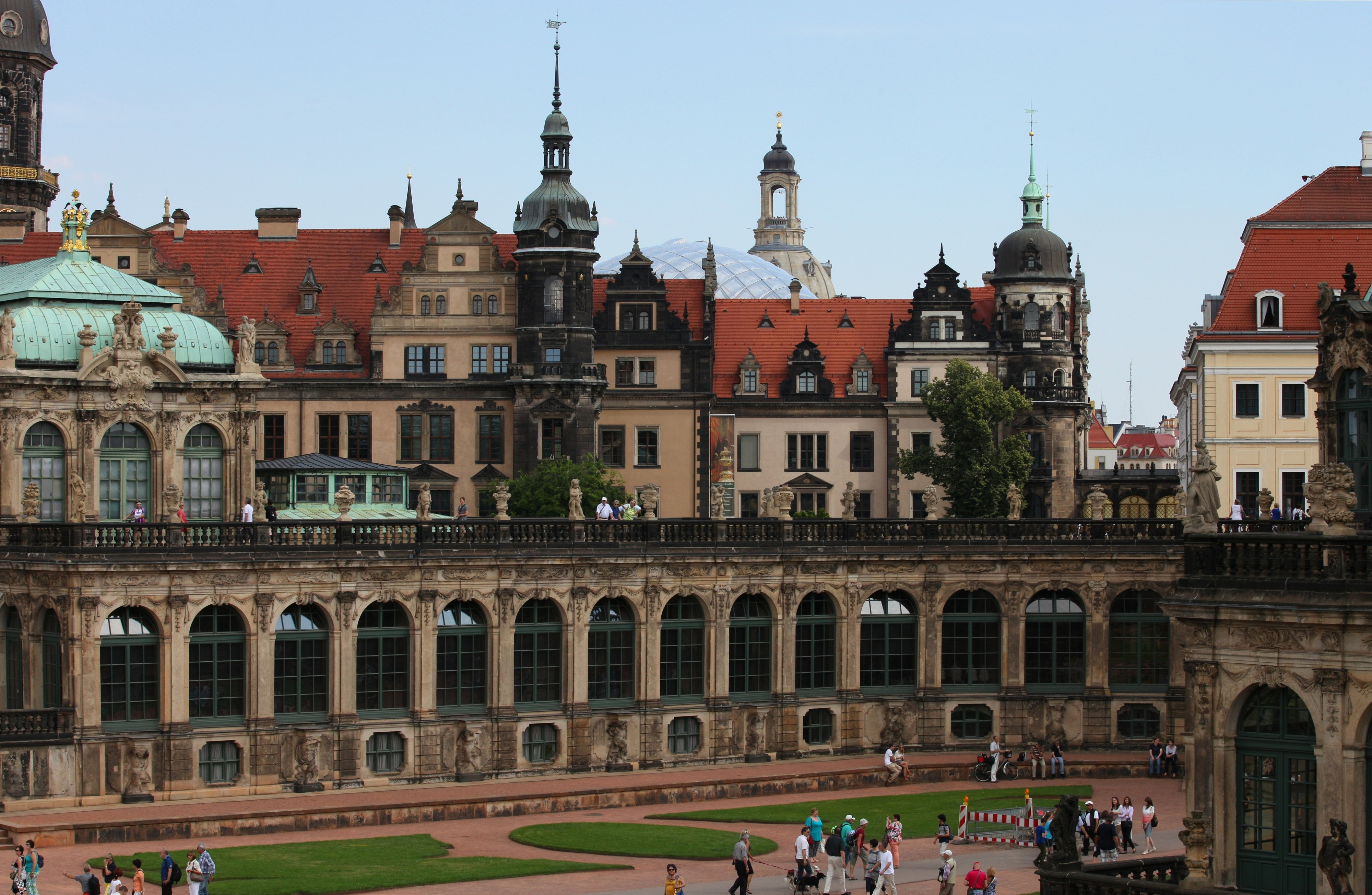 Dresden, Germany, Europe, August 2013, picture 34