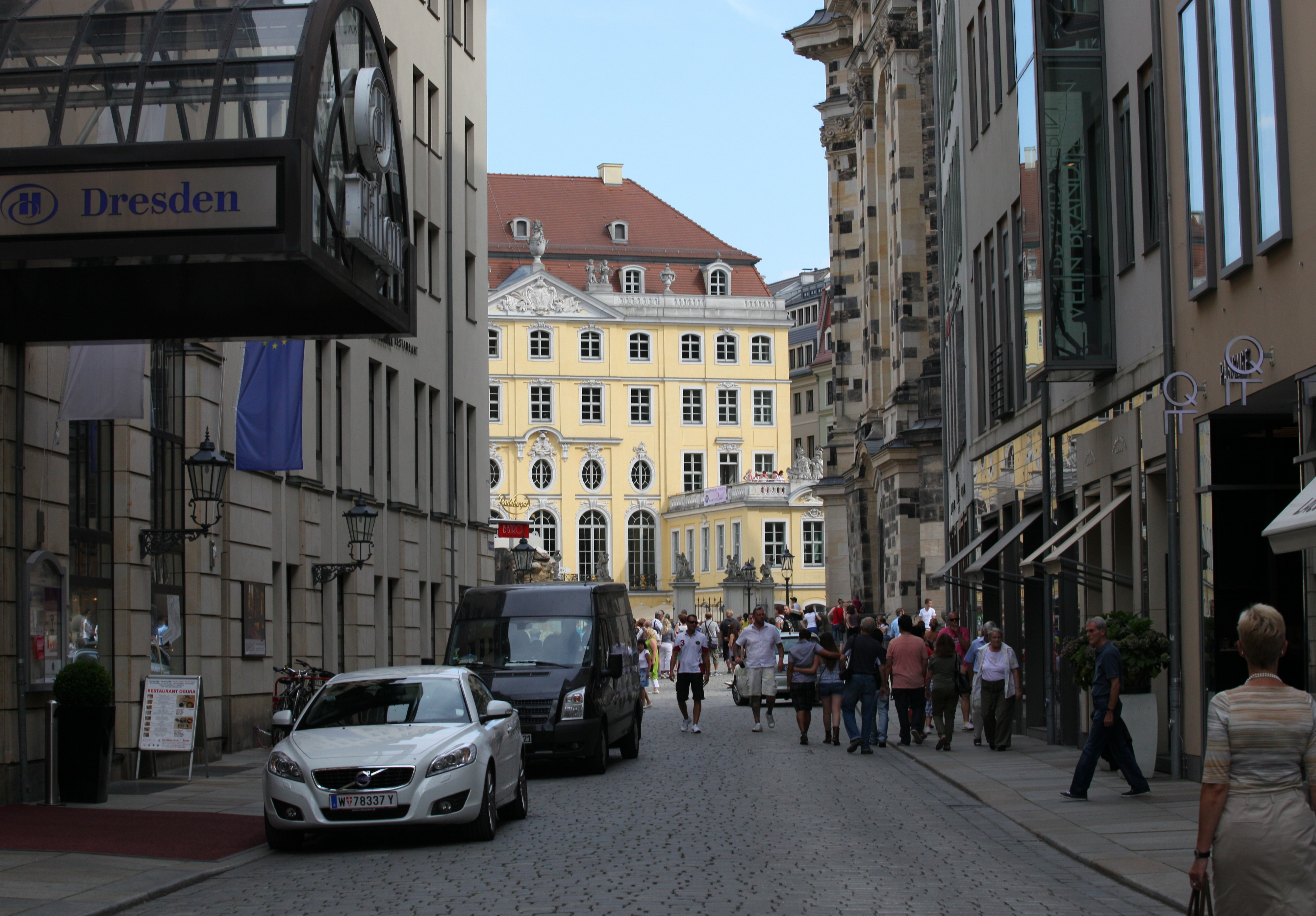 Dresden, Germany, Europe, August 2013, picture 47