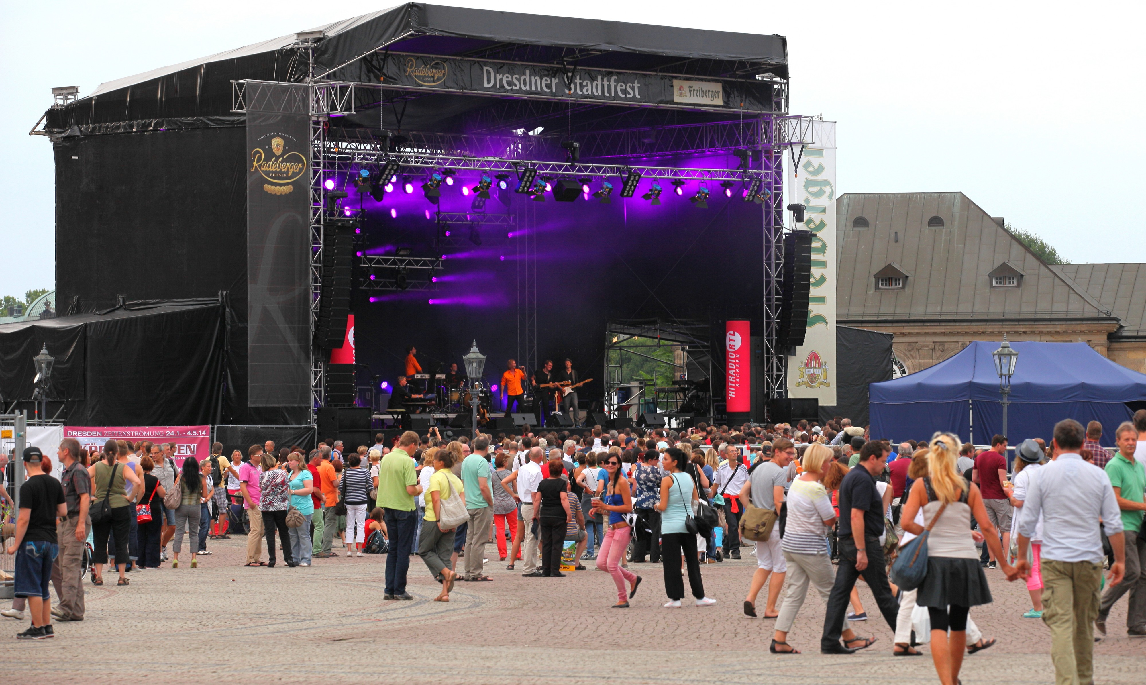 Dresdner Stadfest, Germany, Europe, August 2013, picture 60