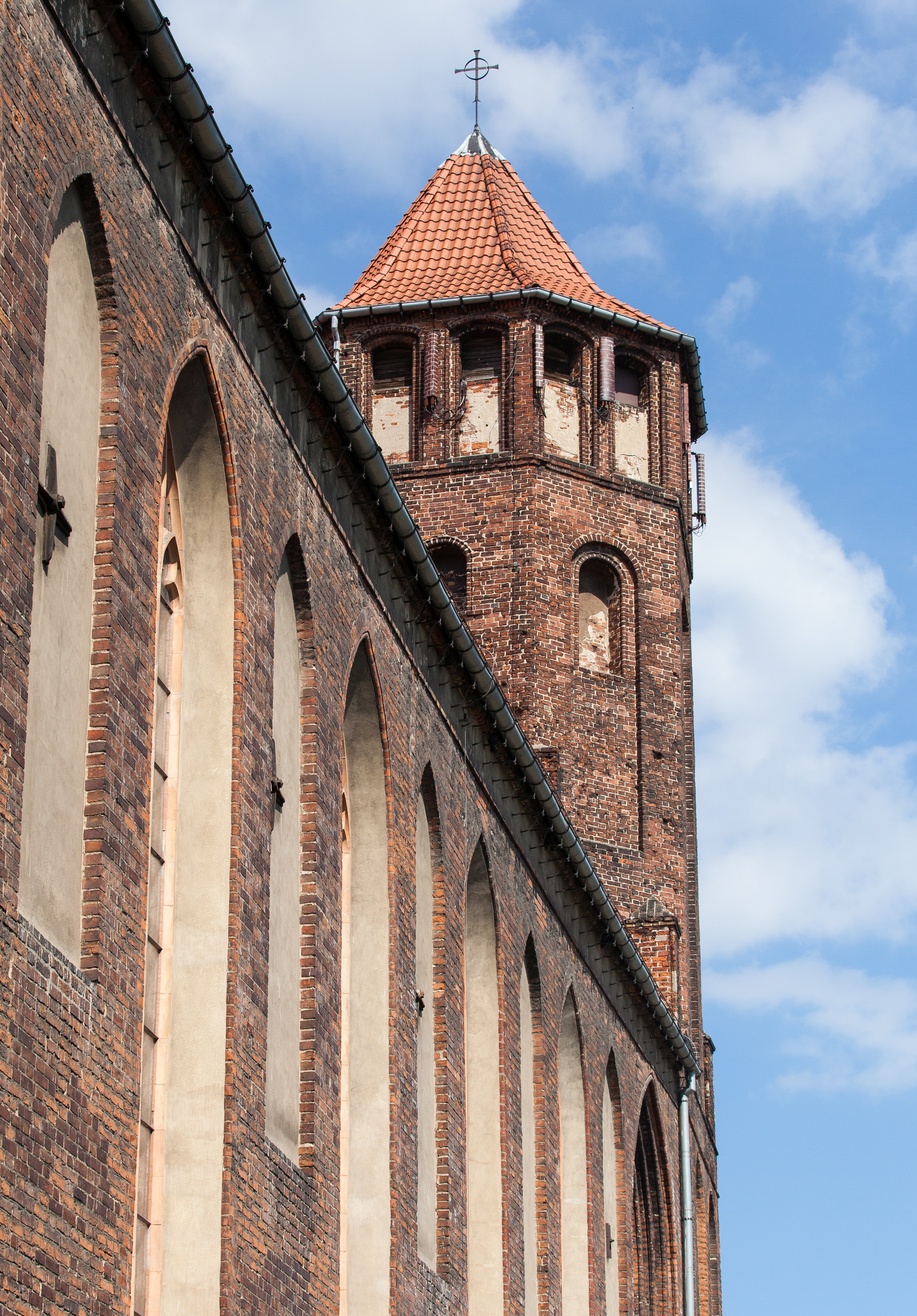 Gdansk city church, Poland, June 2014, picture 36
