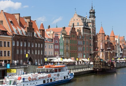 Gdansk city, Poland, June 2014, picture 4