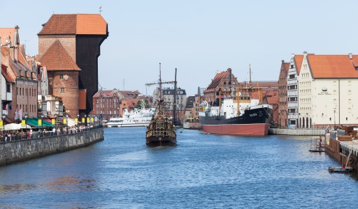 Gdansk city, Poland, June 2014, picture 7
