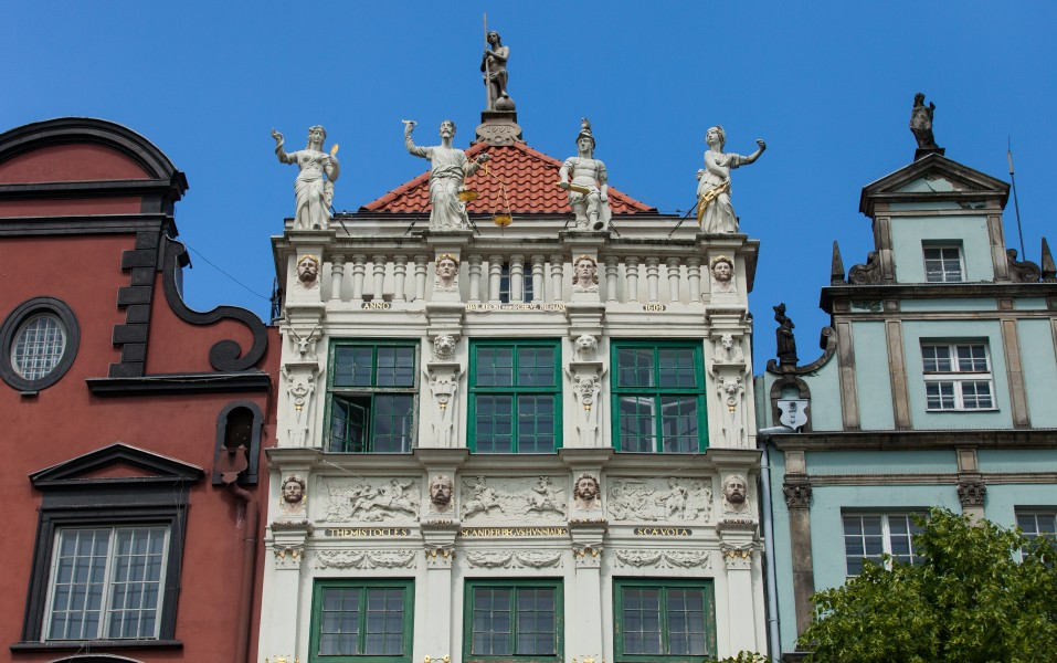 Gdansk city, Poland, June 2014, picture 12