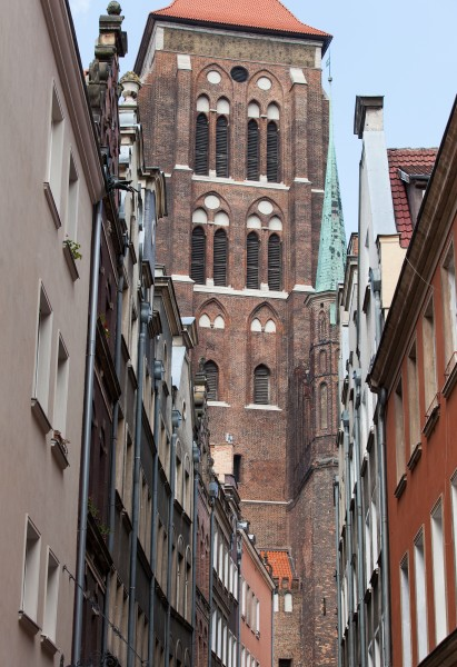 Gdansk city, Poland, June 2014, picture 14