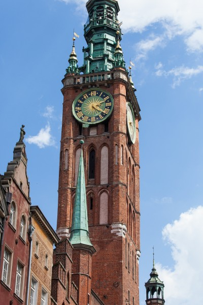 Gdansk city, Poland, June 2014, picture 16