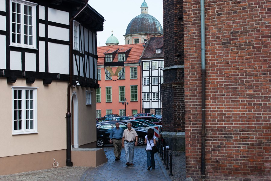 Gdansk city, Poland, June 2014, picture 20