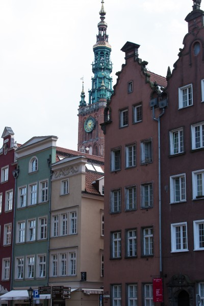 Gdansk city, Poland, June 2014, picture 21