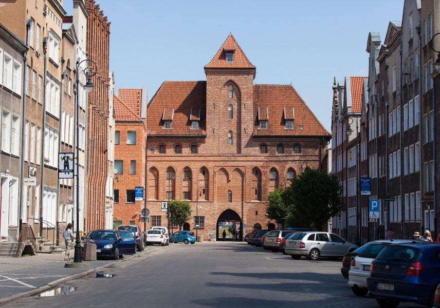 Gdansk city, Poland, June 2014, picture 29