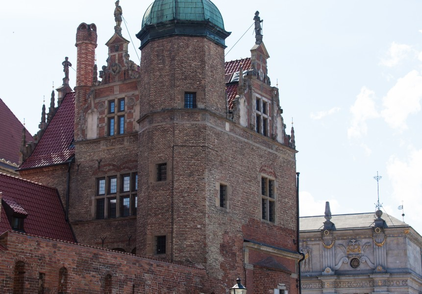 Gdansk city, Poland, June 2014, picture 42