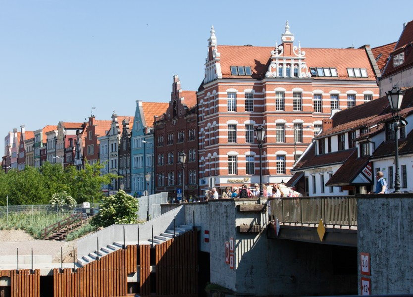 Gdansk city, Poland, June 2014, picture 44
