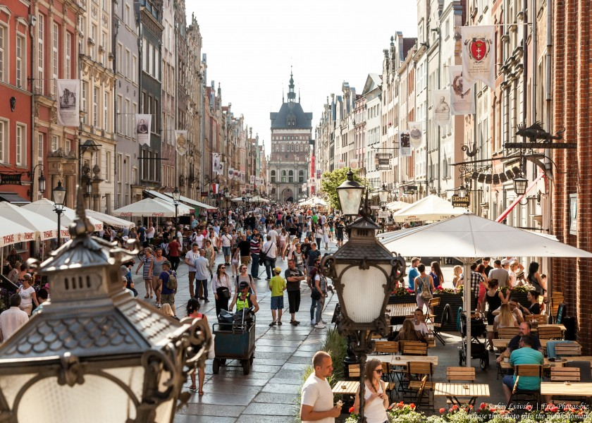 Gdansk, Poland, photographed in June 2018 by Serhiy Lvivsky, picture 11