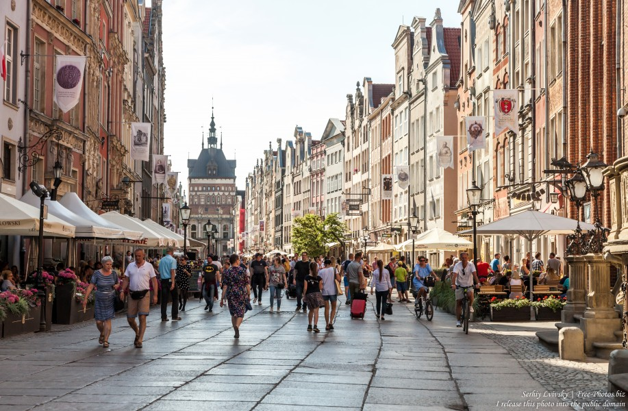 Gdansk, Poland, photographed in June 2018 by Serhiy Lvivsky, picture 12