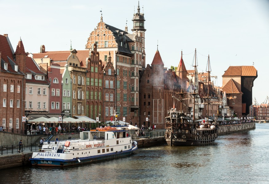 Gdansk, Poland, photographed in June 2018 by Serhiy Lvivsky, picture 14