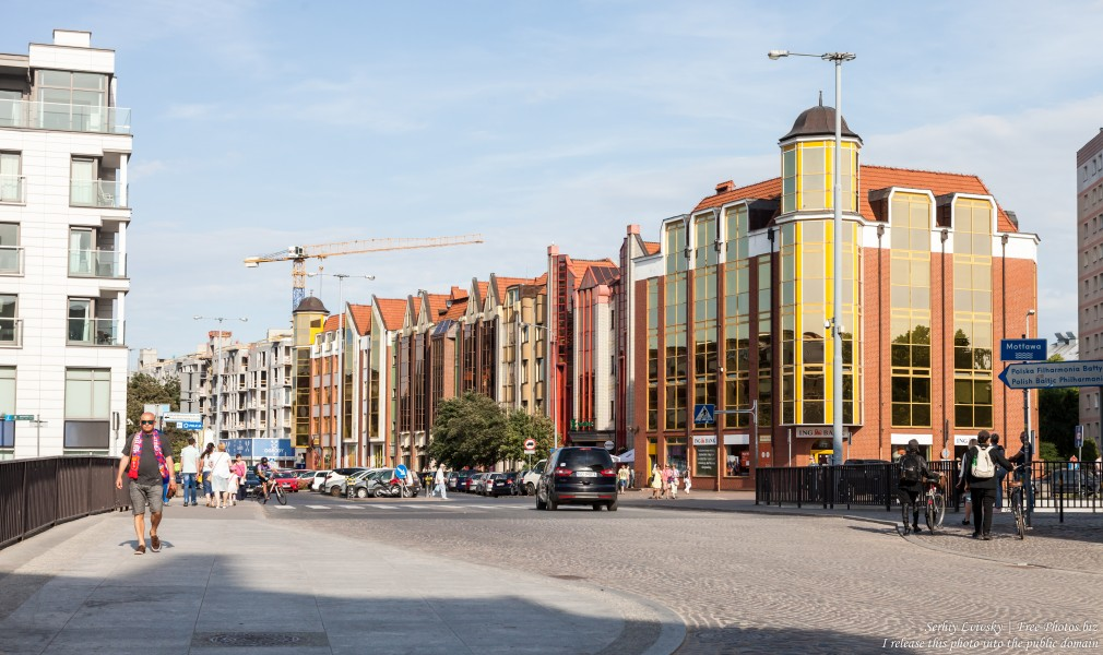 Gdansk, Poland, photographed in June 2018 by Serhiy Lvivsky, picture 15