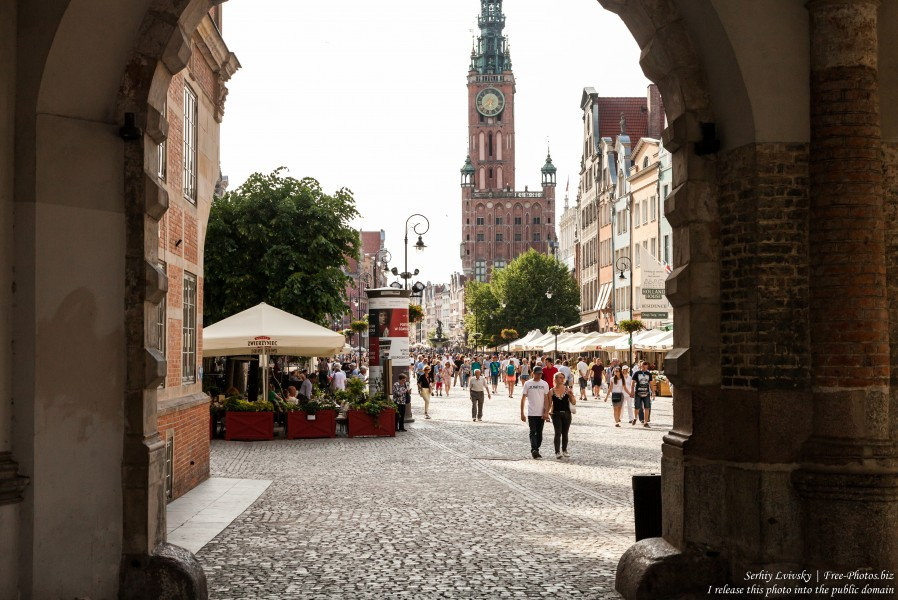 Gdansk, Poland, photographed in June 2018 by Serhiy Lvivsky, picture 16