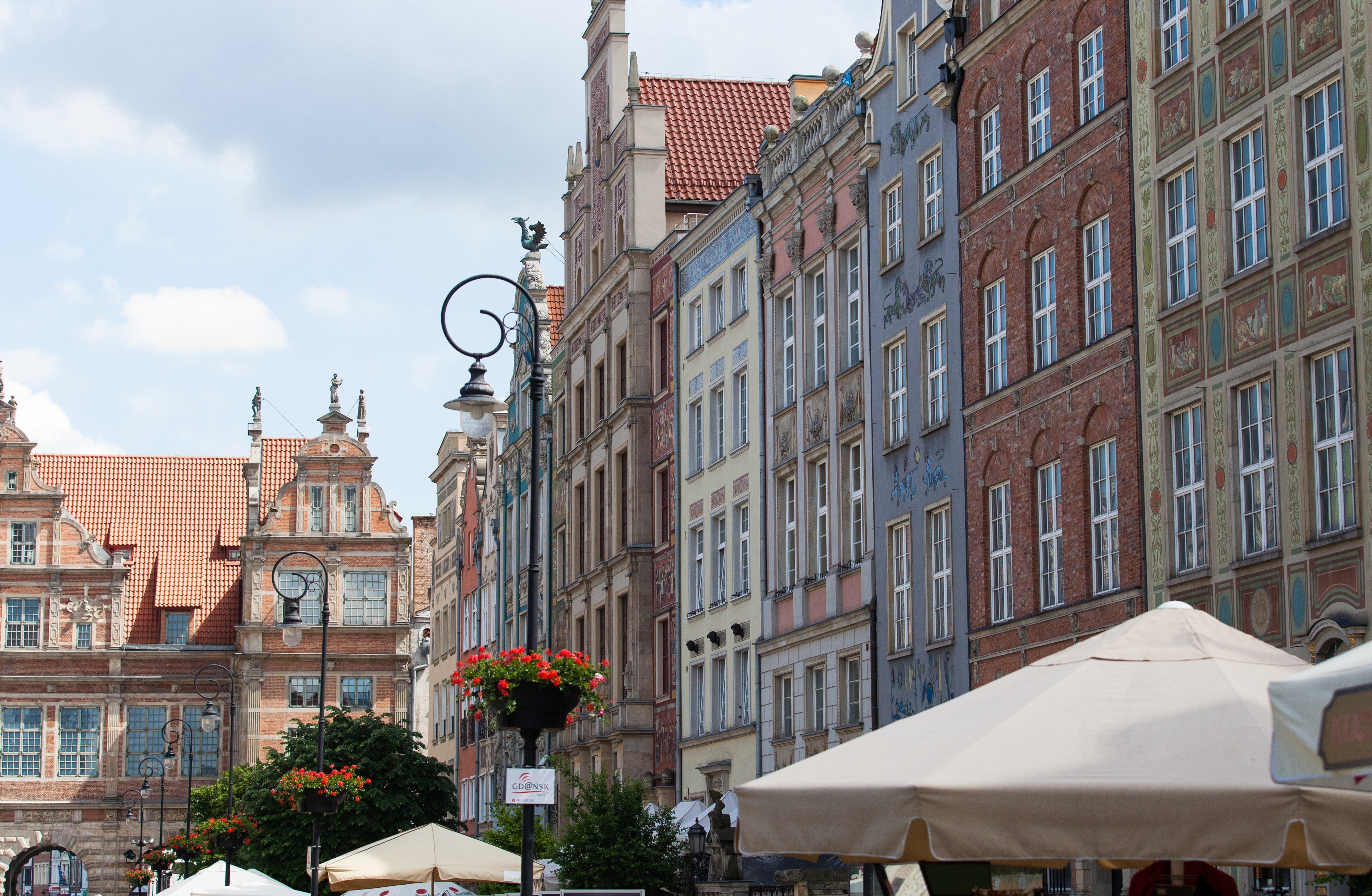 Gdansk city, Poland, June 2014, picture 13